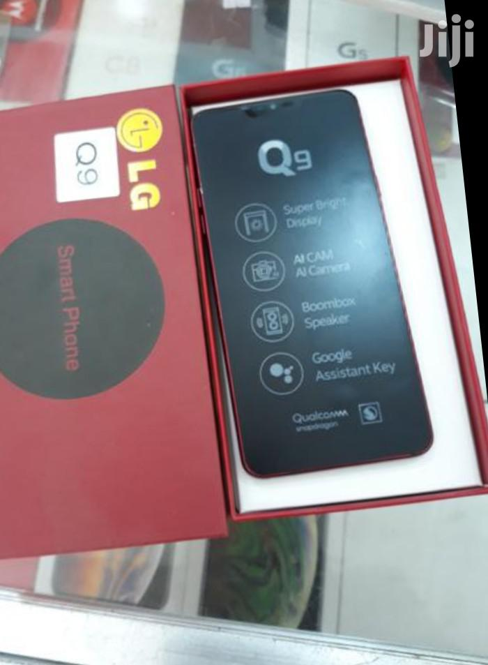Archive: New LG Q9 64 GB Black