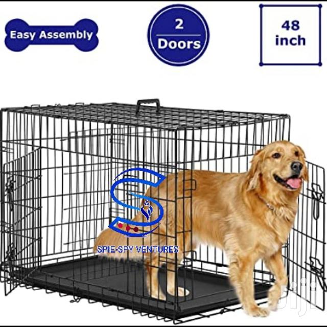 48inch Metal Cage For Dogs
