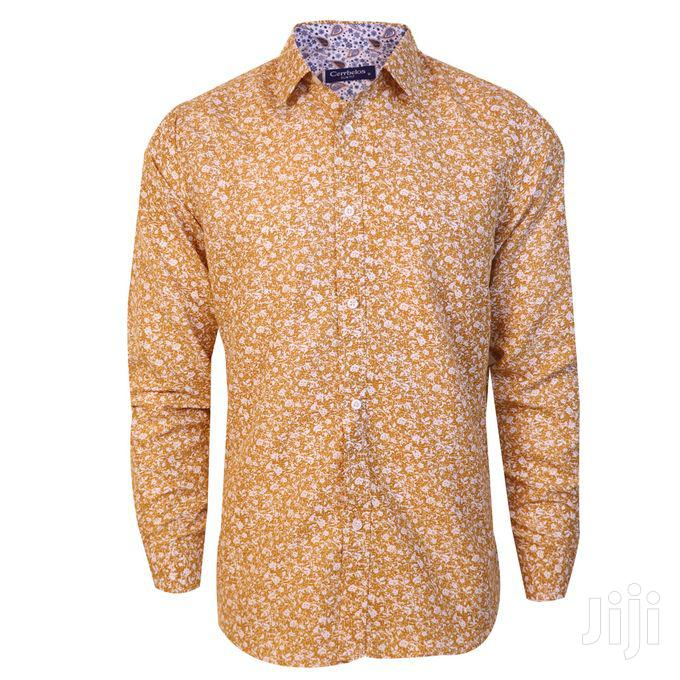 Long Sleeves Shirt | Clothing for sale in Dansoman, Greater Accra, Ghana