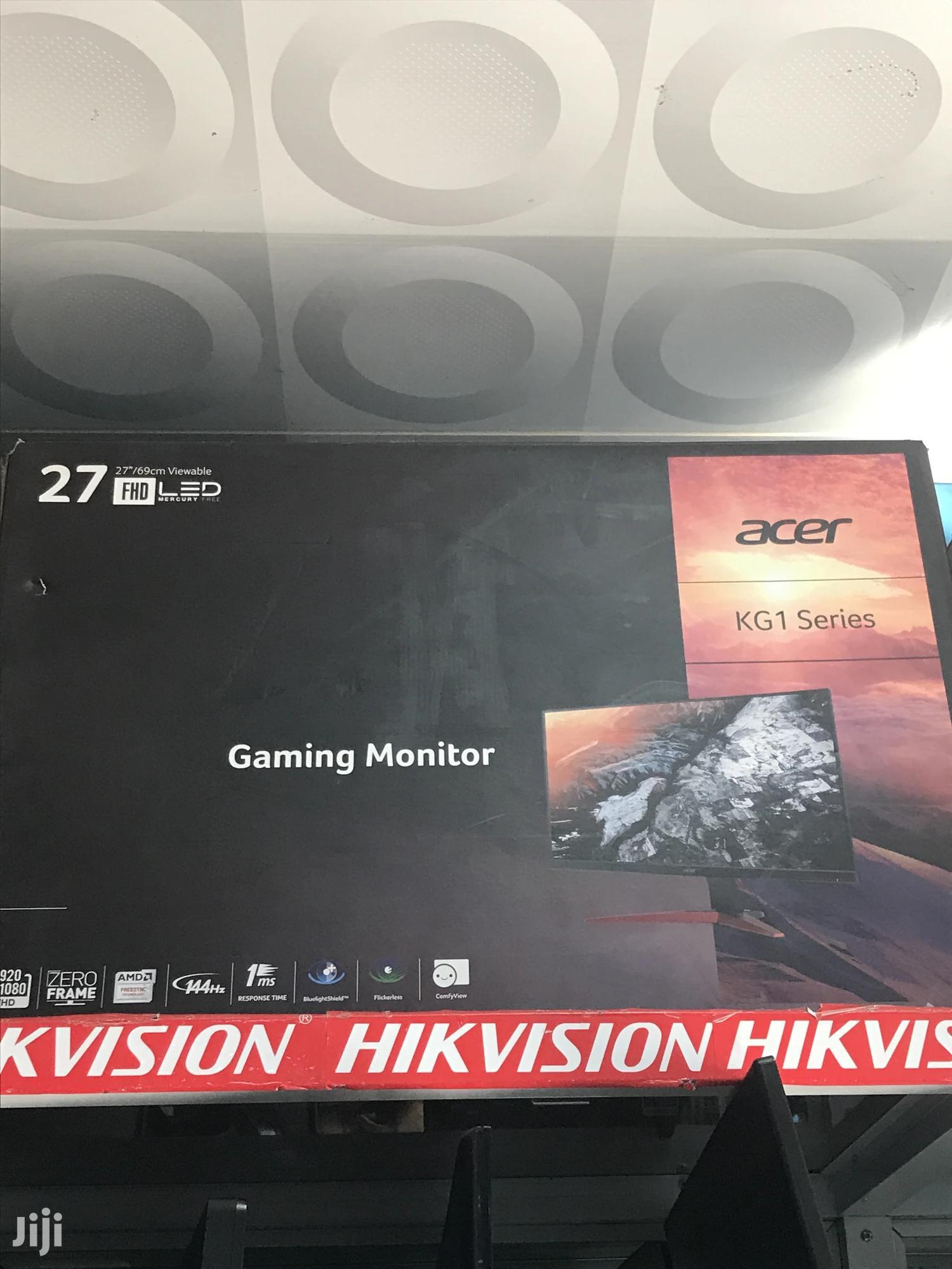 "Archive: 27"" Gaming Monitor"