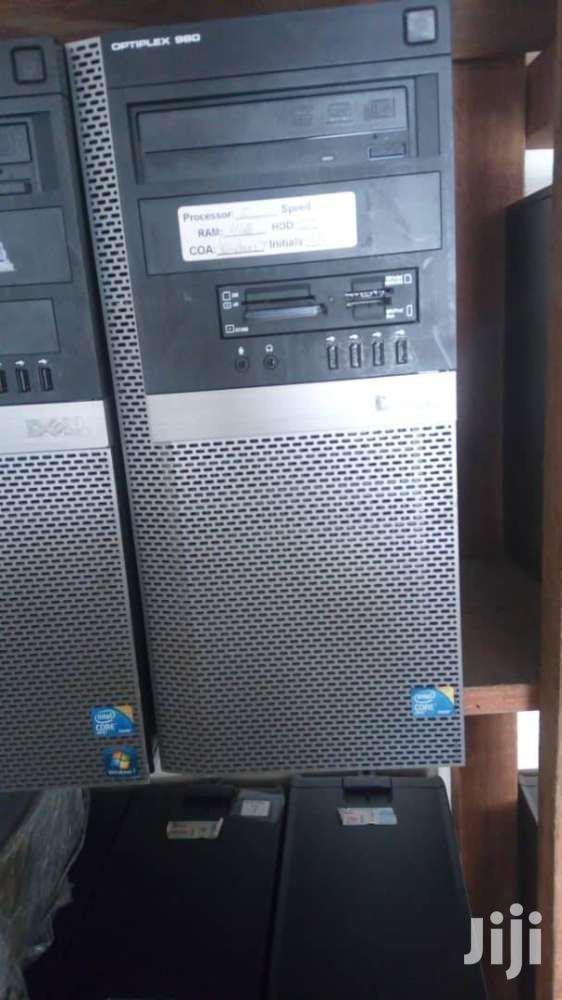Archive: Core I3 Dell Desktop Computer