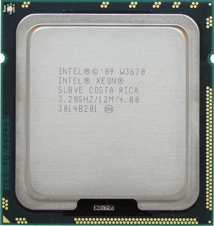 Intel Xeon Workstation Process 3.20GHZ