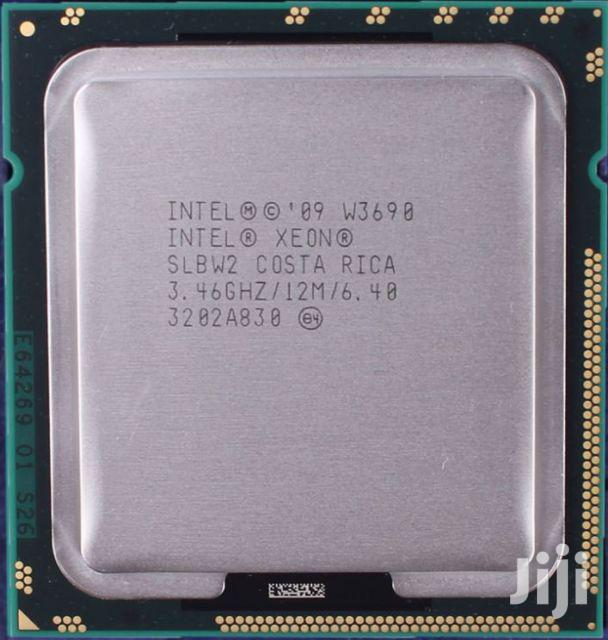 Intel Xeon Workstation Process 3.20GHZ | Computer Hardware for sale in Kwashieman, Greater Accra, Ghana