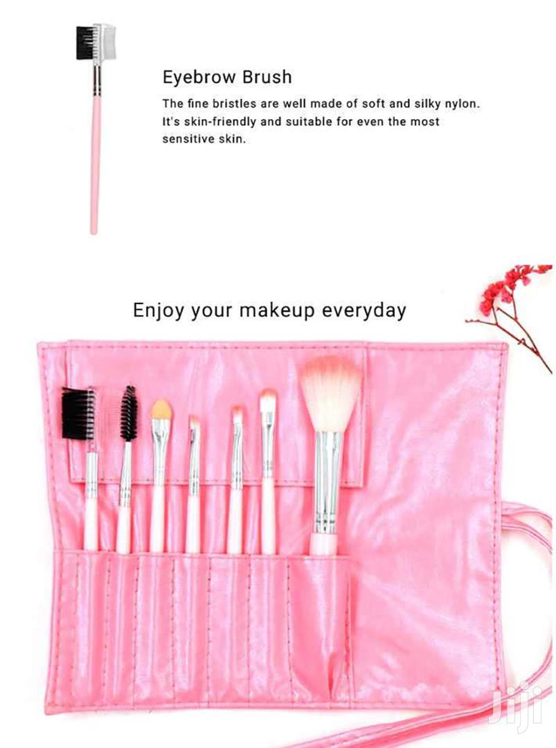 7pcs Professional Make Up Brush Set | Makeup for sale in Ga East Municipal, Greater Accra, Ghana