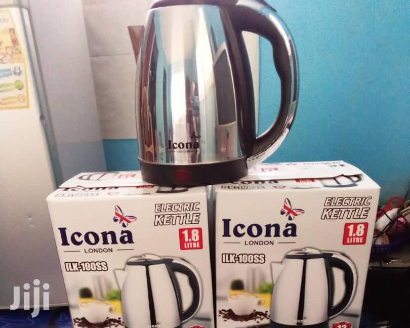 Icona 1.8ltrs Electric Kettle