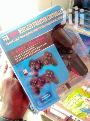 Twin Wireless Vibration Controller | Video Game Consoles for sale in Ashanti, Kumasi Metropolitan