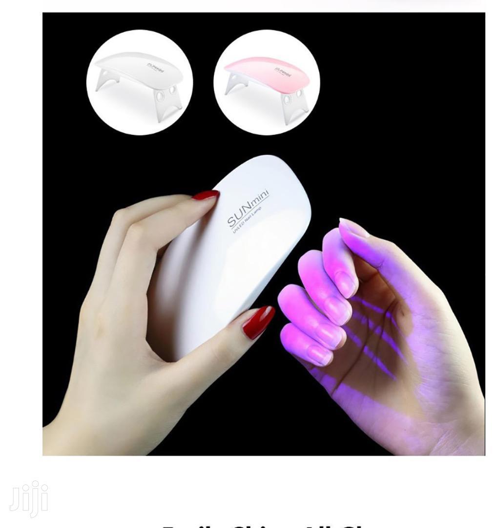 UV Manicure Phototherapy Machine Nail Dryer Tool