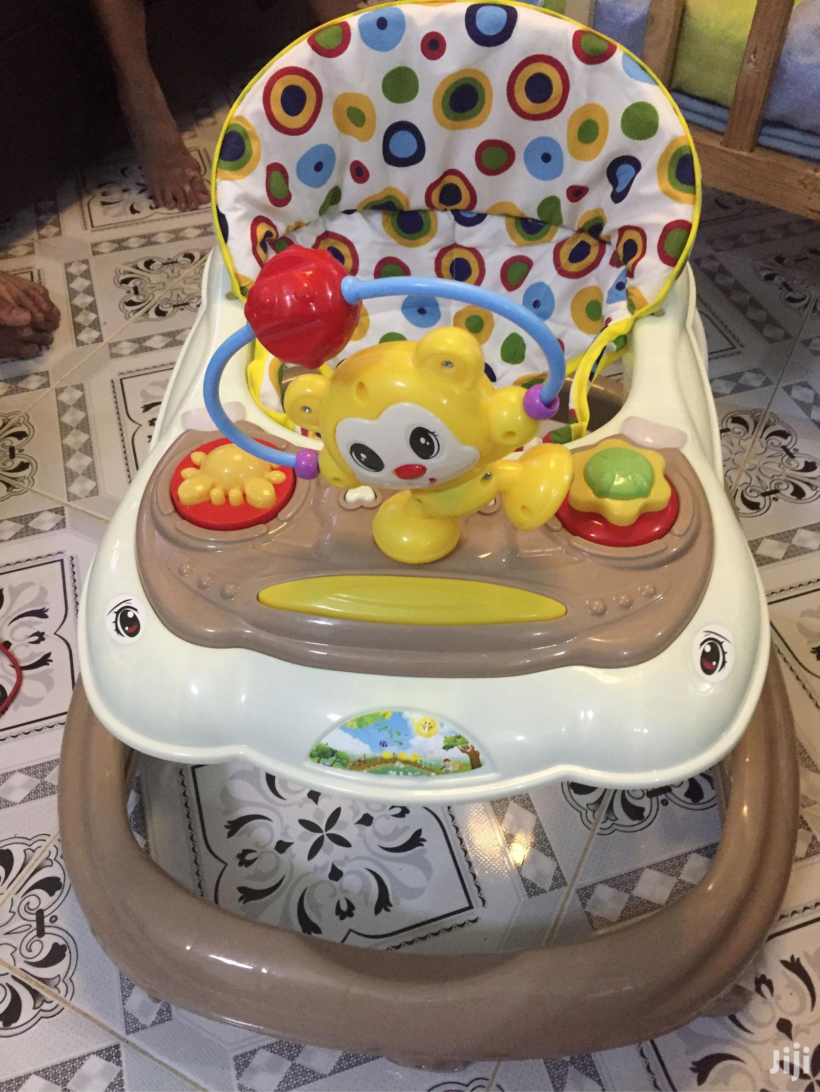 Promotion Baby Walker With Music And Light