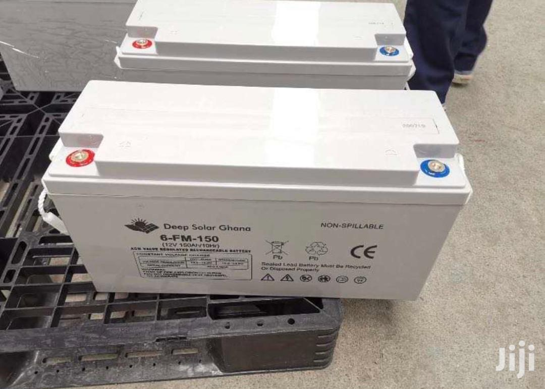 Archive: 12v 200ah Deep Cycle Batteries