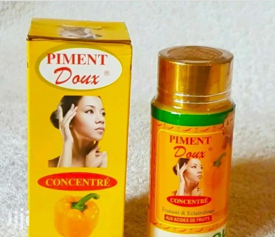 Piment Doux Concentrate Fruit Serum