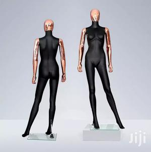Black And Bronze Female Mannequin   Store Equipment for sale in Greater Accra, Accra Metropolitan