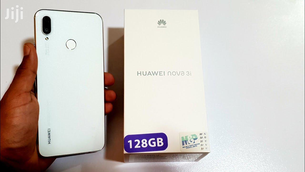New Huawei Nova 3i 128 GB White | Mobile Phones for sale in East Legon, Greater Accra, Ghana