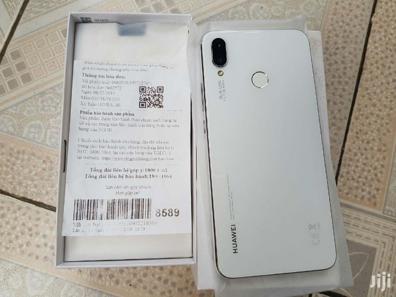 New Huawei Nova 3i 128 GB White