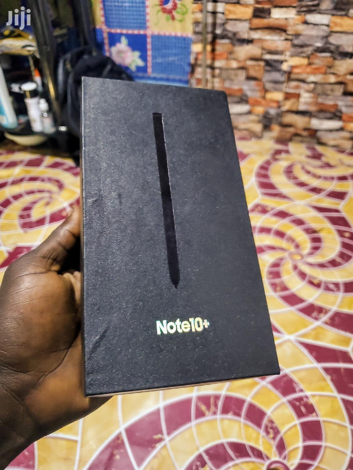 Samsung Galaxy Note 10 Plus 256 GB Black | Mobile Phones for sale in Accra Metropolitan, Greater Accra, Ghana