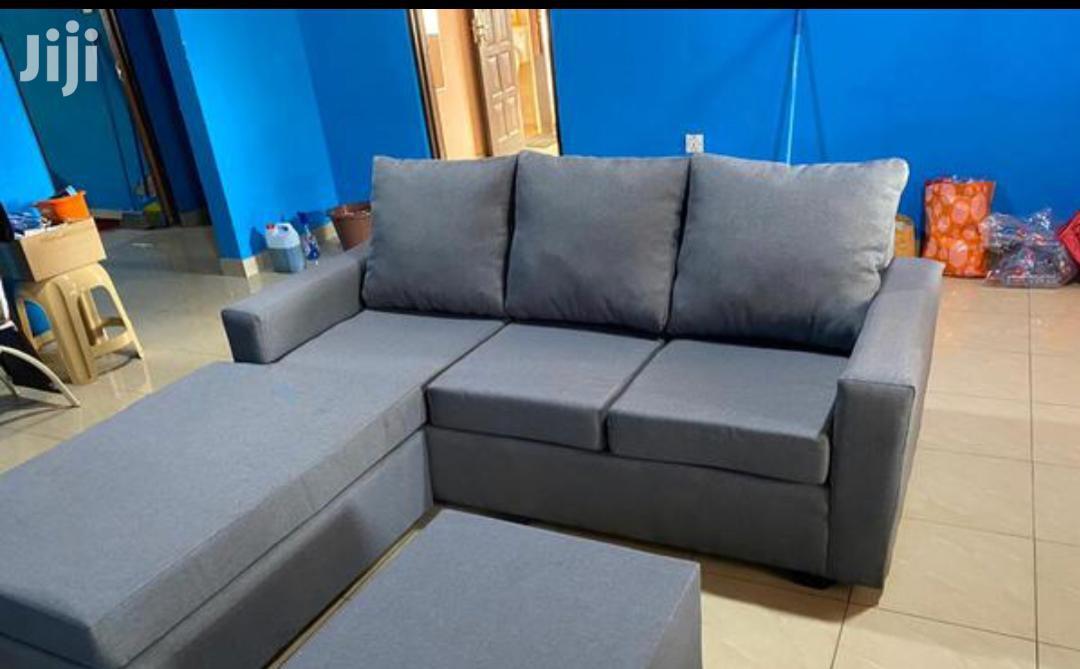 Gray Colored Sofa.Prmotion❤🤍