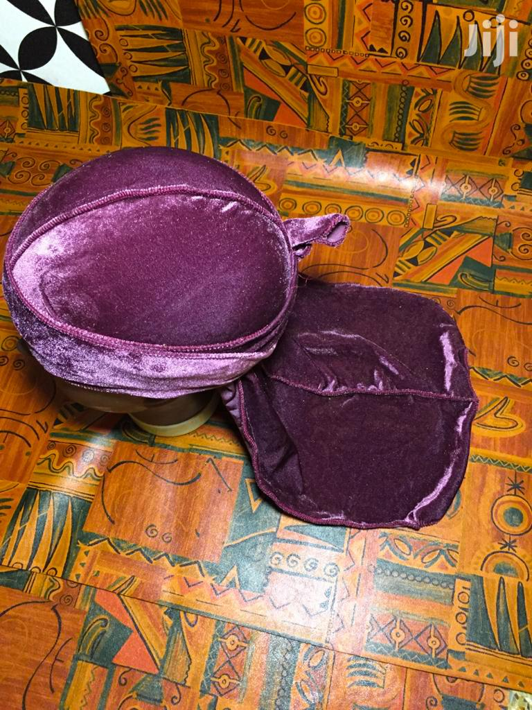 Velvet Durag | Clothing Accessories for sale in Atwima Kwanwoma, Ashanti, Ghana