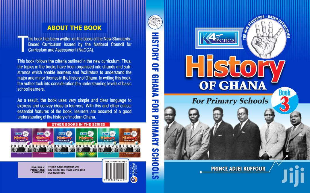 Archive: 4k Series ( History Books for Primary 1-6)