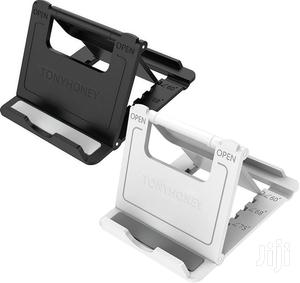 2 in 1 Mobile Phone Bracket Model Stand - Black and White | Accessories for Mobile Phones & Tablets for sale in Greater Accra, Ga East Municipal