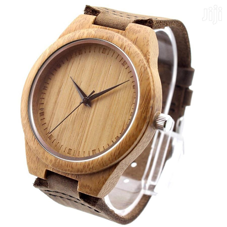 Quality Wooden Watch