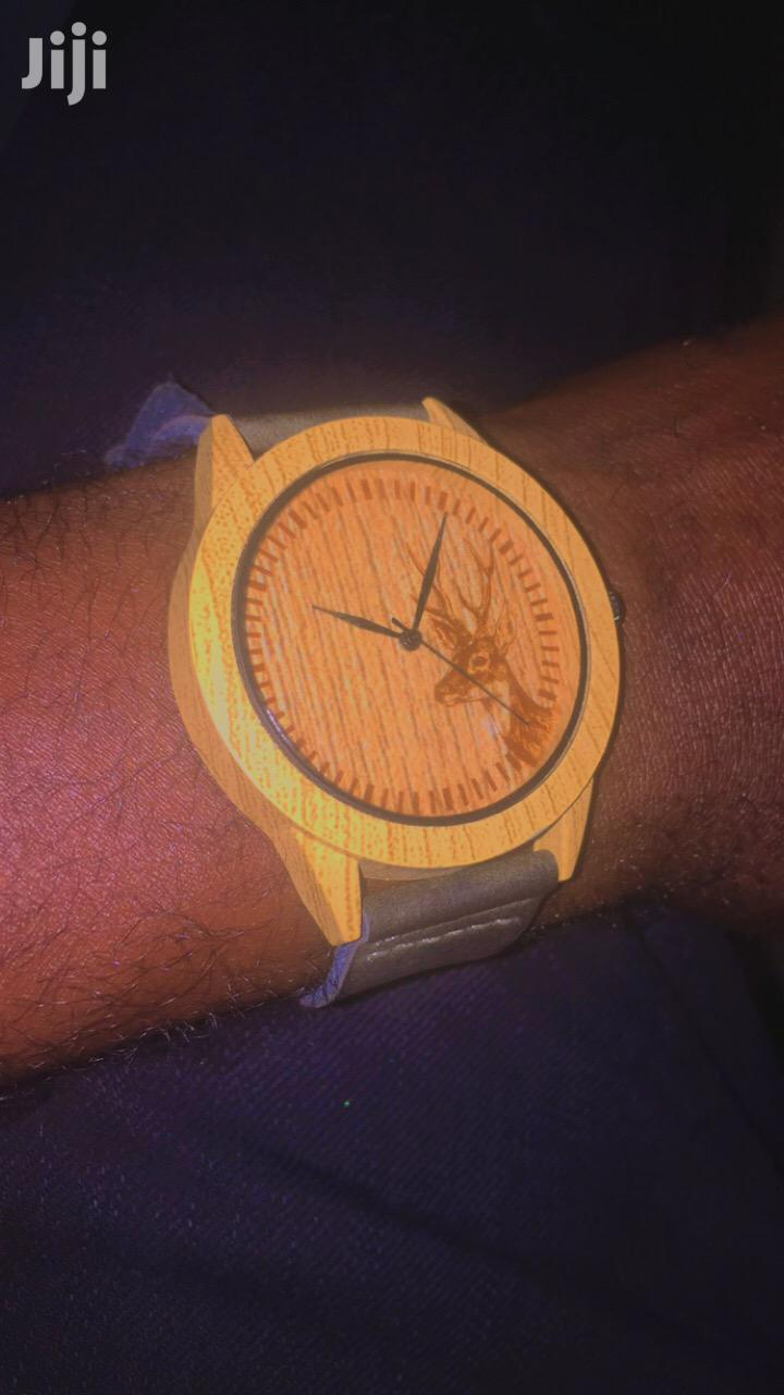 Quality Wooden Watch | Watches for sale in Accra Metropolitan, Greater Accra, Ghana