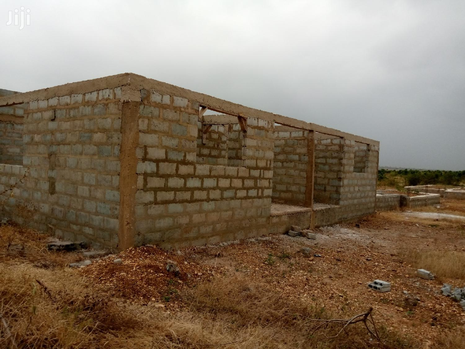Uncompleted Three Bedroom Apartment For Sale