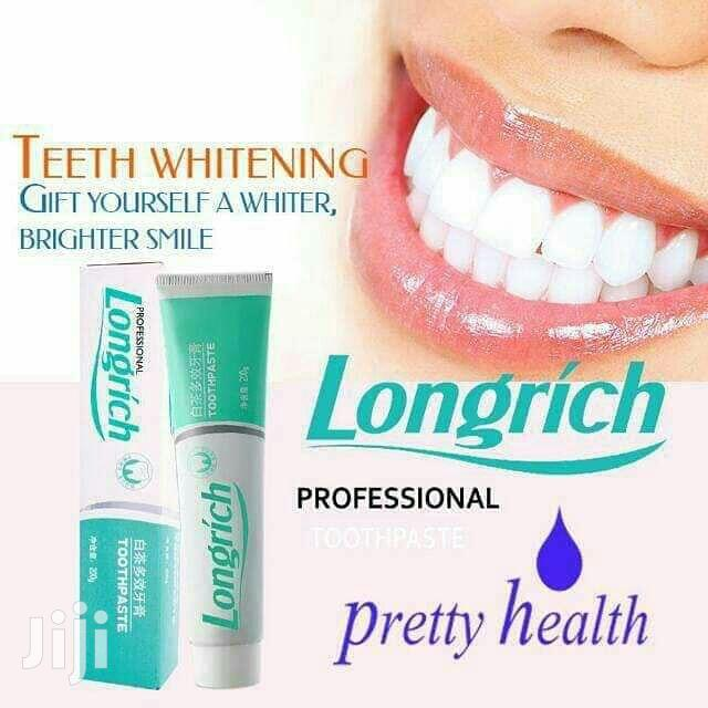Longrich Flouride-free Toothpaste