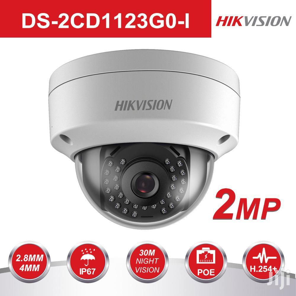 Archive: Hikvision CCTV Network Camera