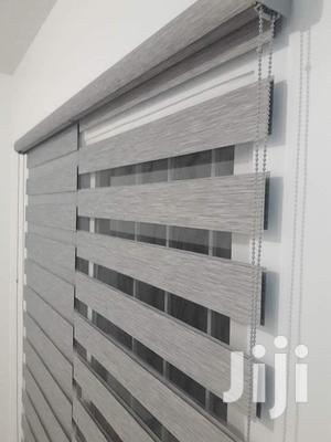 Classy Ash Zebra Blinds | Home Accessories for sale in Greater Accra, Adenta