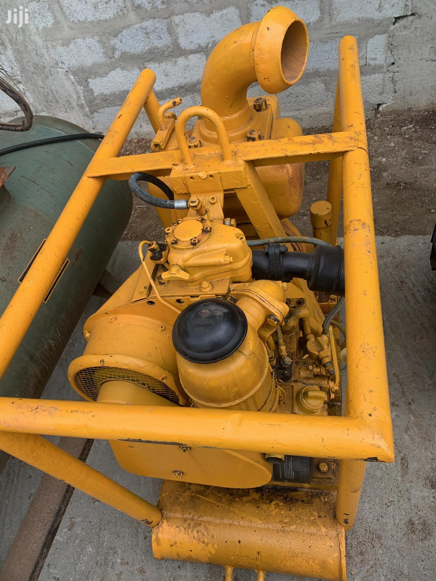 Industrial Water Pump For Rental