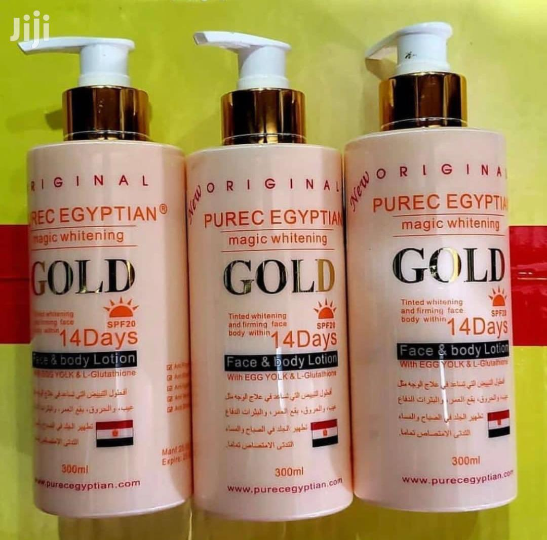 Archive: Pure Egyptian Magic Whitening Gold