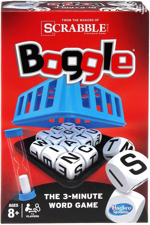 Boggle Scrabble