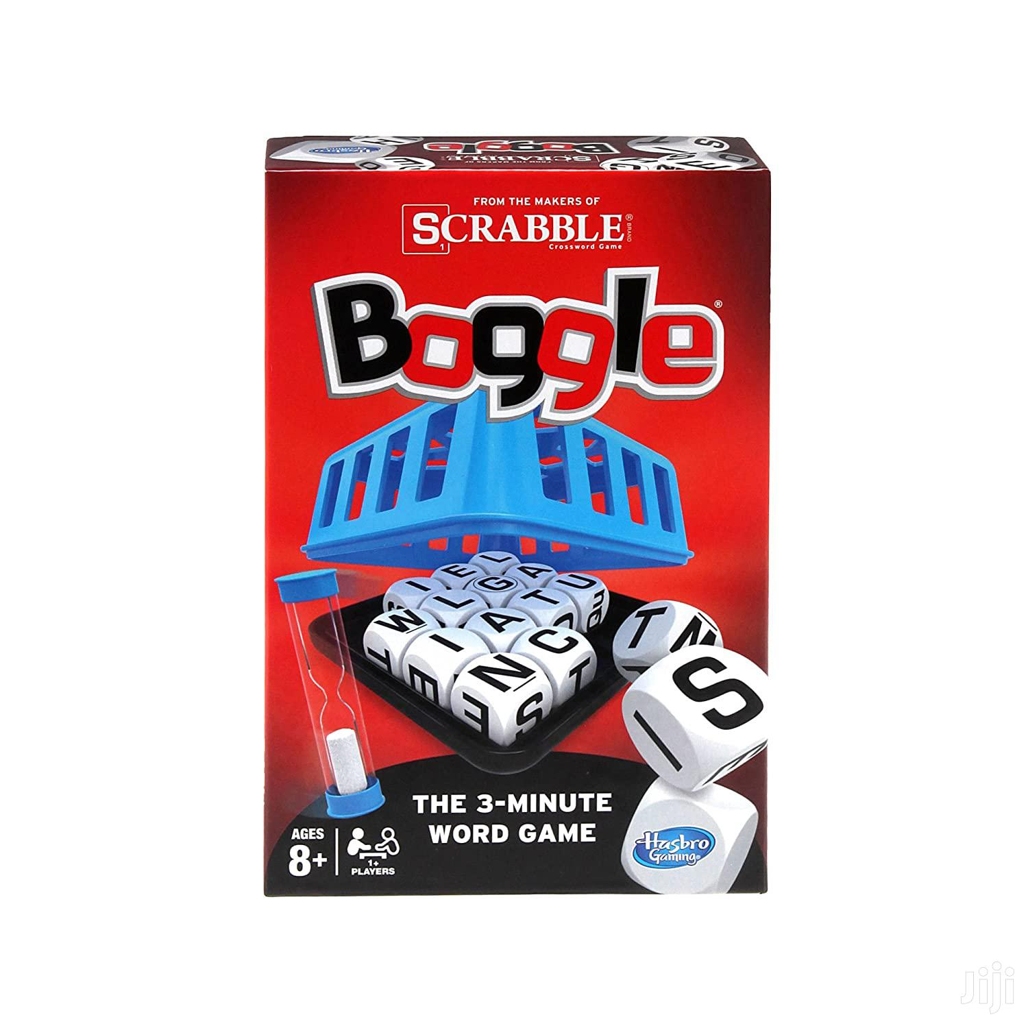 Boggle Scrabble   Books & Games for sale in Accra Metropolitan, Greater Accra, Ghana