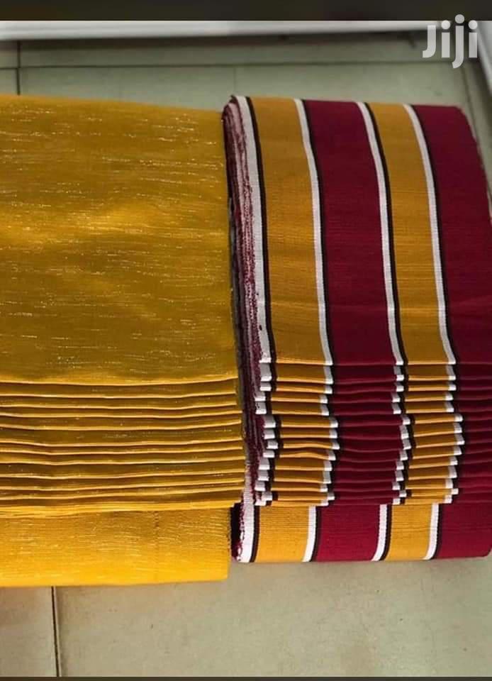 Archive: Biggles Kente Web Fabrics