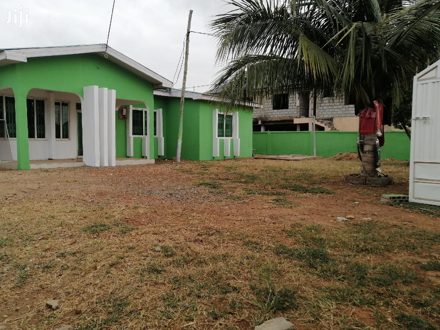 4 Bedroom Self Compound For Rent At Tema Com. 25