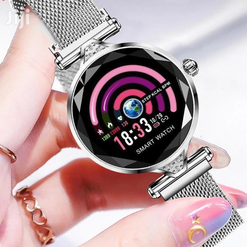Archive: Classic Smart Watch for Ladies
