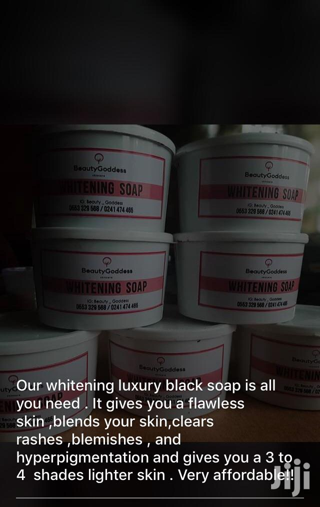 Whitening Herbal Black Soap | Bath & Body for sale in East Legon, Greater Accra, Ghana