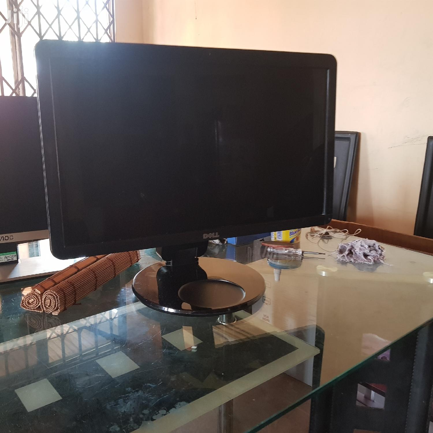 """2K 23"""" Dell Monitor With Webcam 