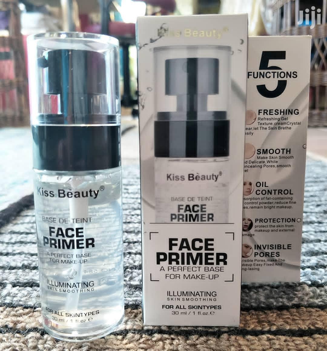 Archive: Kissbeauty Makeup Primer