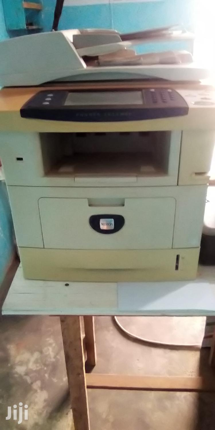 Archive: Xerox Phaser 3635