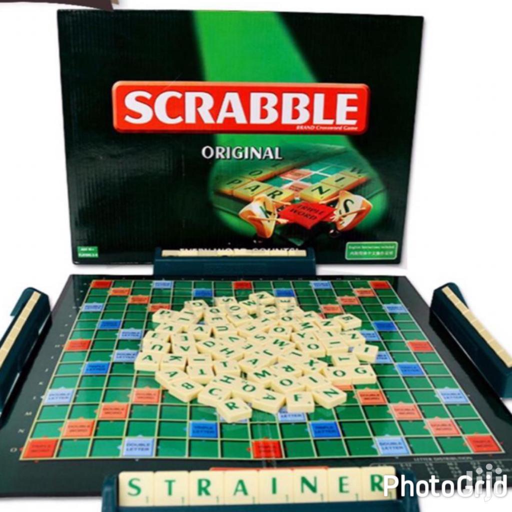 Scrabble For Sale