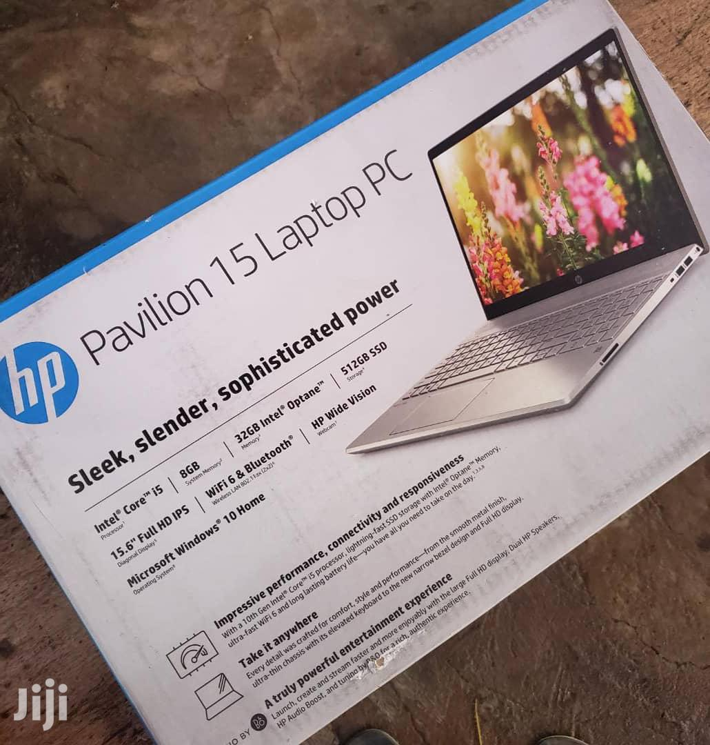 New Laptop HP Pavilion 15 8GB Intel Core I5 SSD 512GB