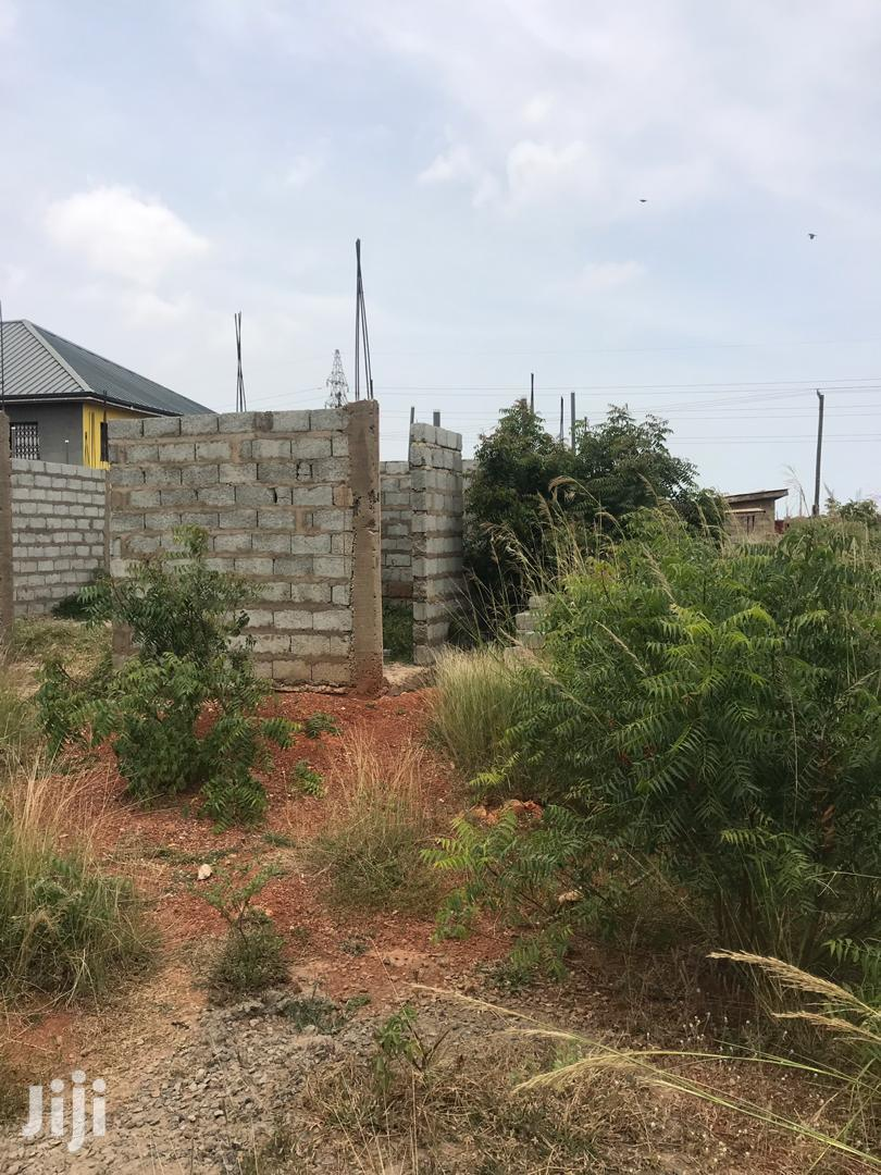 Archive: 3 Bedroom Uncompleted House Now Selling at East Legon Hills