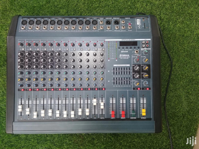 Yamaha Professional Mixer (Mk1200usb) | Audio & Music Equipment for sale in Accra Metropolitan, Greater Accra, Ghana