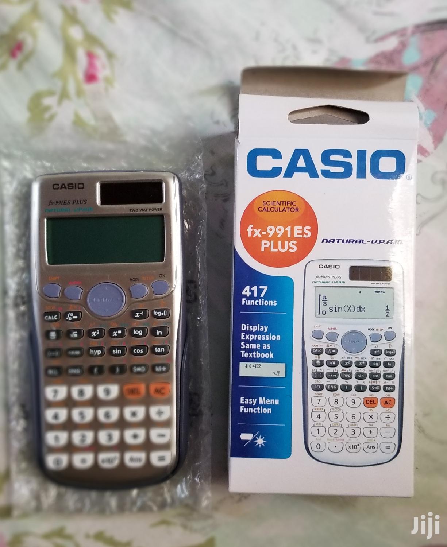 Original Casio Fx-991es PLUS Calculators Vere And Verf