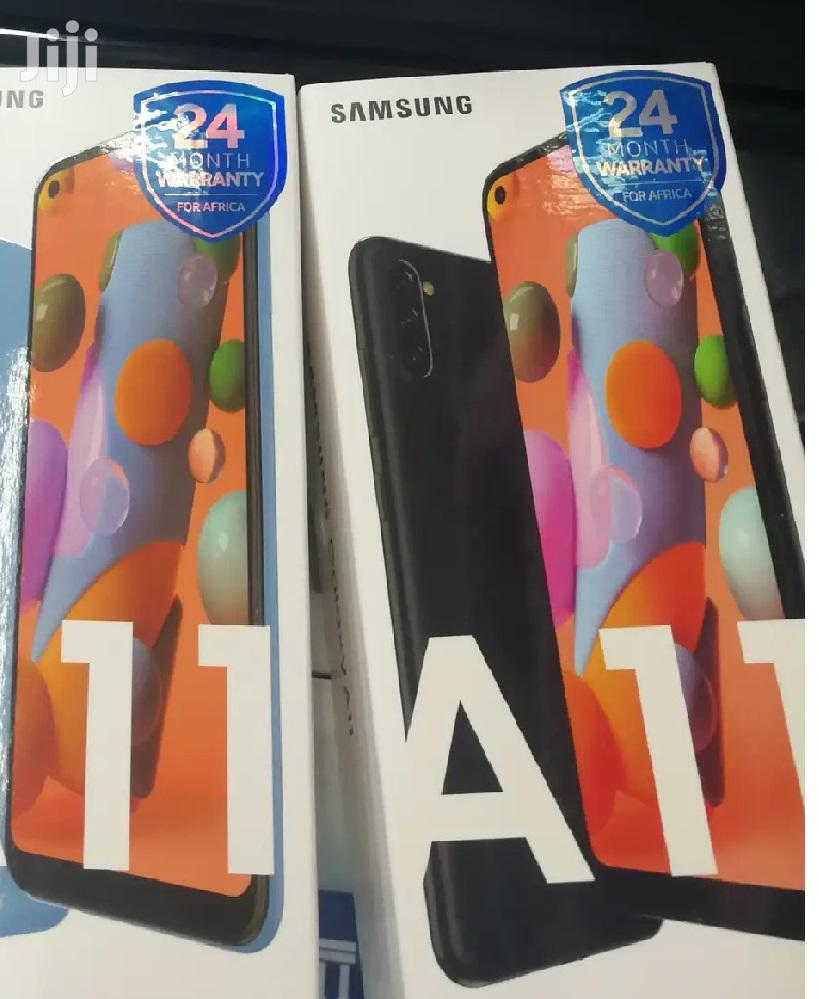 New Samsung Galaxy A11 32 GB Black | Mobile Phones for sale in Roman Ridge, Greater Accra, Ghana