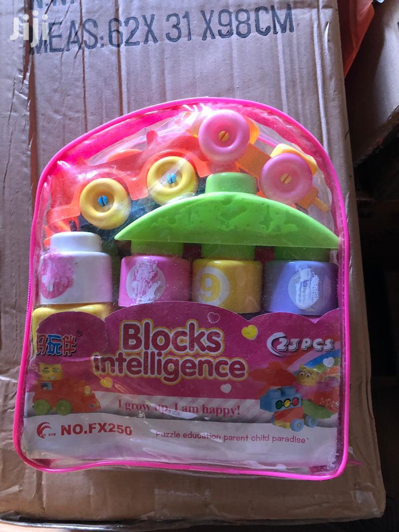 Kids Building Blocks | Toys for sale in Accra Metropolitan, Greater Accra, Ghana