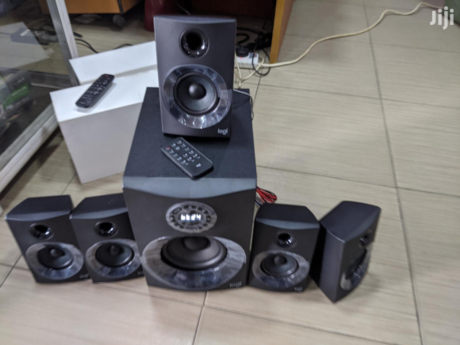 Archive: Logitech Z607 Bluetooth Home Theater
