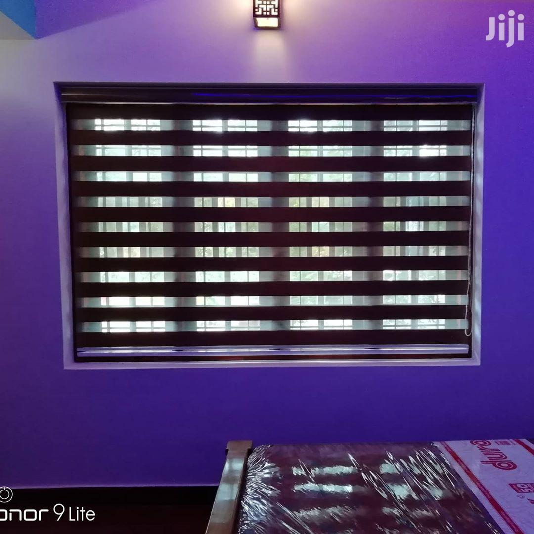Modern Window Curtain Blinds at Affordable Prices | Home Accessories for sale in Abelemkpe, Greater Accra, Ghana