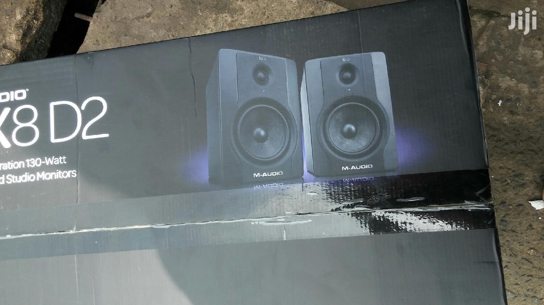 Archive: M-audio Studio Monitor
