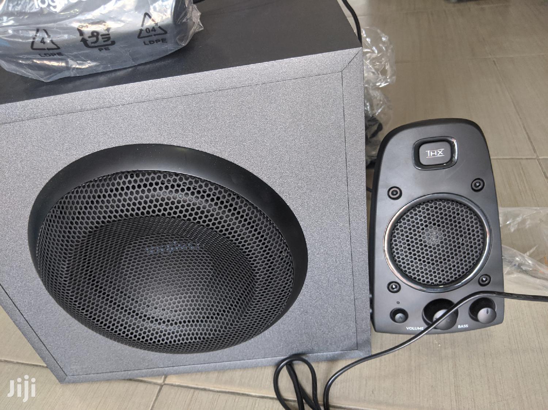 Archive: Logitech Z625 Powerful THX Sound
